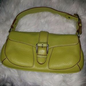 ⭕Lime Green Michael Kors Handbag